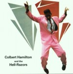 CD - Colbert Hamilton & The Hellrazors - self titled