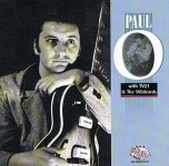 CD - Paul O (with TV21 & The Wildcards) - Paul O with..