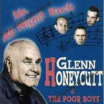 CD - Glenn Honeycutt & The Poor Boys - Mr. All Night Rock