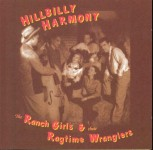 CD - Ranch Girls & The Ragtime Wranglers - Hillbilly Harmony