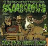 CD - Skarekrows - Talk To My Middle Finger