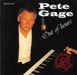 CD - Pete Gage - Out Of Hours