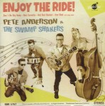 CD - Pete Anderson & The Swamp Shakers - Enjoy The Ride