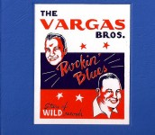 CD - Vargas Bros. - Rockin' Blues