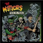 CD - Meteors - These Evil Things