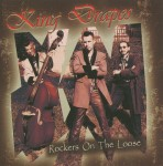 CD - King Drapes - Rockers On The Loose