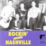 CD - VA - Rockin' Around Nashville