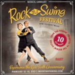 CD - VA - Rock That Swing 2015