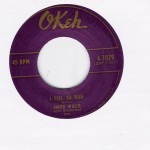 Single - Chuck Willis - I Feel So Bad / My Baby?s Coming Home