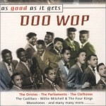 CD-2 - VA - As Good As It Gets - Doo Wop