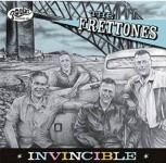 CD - Frettones - Invincible