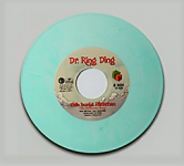 CD Single - Dr. Ring Ding - Christmas Again Green