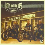 CD - Betty & The Bops - Hot Wheels On The Trail