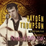 CD - Hayden Thompson - Rock-A-Billy Gal