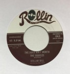 Single - Dollar Bill - Juice Ain't Worth The Squeeze/ Gotta Keep Movin On
