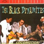 CD - Black Dynamites - Live At The Locomotion