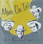CD - Barnstompers - Move On In!