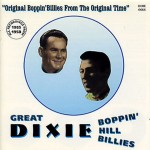 CD - VA - Dixie Boppin' Country Billies Vol. 6