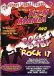 DVD - Johnny Legend Presents - Teenmania / Rock Baby Rock It