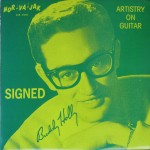 LP - VA - Buddy Holly 'Signed' Tribute - Artistry On Guitar