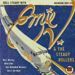 Single - Ernie V & The Steady Rollers - Roll Steady With (EP)