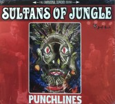 CD - Sultans Of Jungle - Punchlines