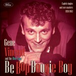 Single-Box - Gene Vincent And The Blue Caps - Be Bop Boogie Boy
