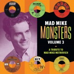 LP - VA - Mad Mike Monsters Vol. 3 (Gatefold!)