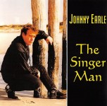 CD - Johnny Earle - The Singer Man