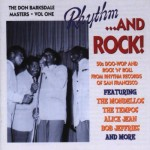 CD - VA - Rhythm And Rock - The Don Barksdale Masters Vol. 1