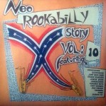 LP - VA - Neo Rockabilly Story Vol. 10