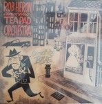 LP - Rob Heron and the Tea Pad Orchestra - Something Blue