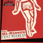 CD - Hi-Risers - Lost Weekend