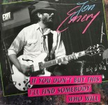 CD - Jon Emery - If You Don´t Buy This, I´ll Find Somebody Who