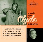 Single - Clyde McPhatter - A Whole Heap Of