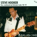 CD - Steve Hooker - Boogie - Chal