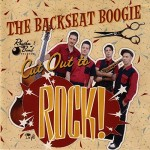 CD - Backseat Boogie - Cut Out To Rock