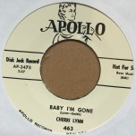 Single - Cherri Lynn - Your Money Ain?t Long Enough / Baby I?m Gone