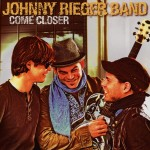 CD - Johnny Rieger - Come Closer