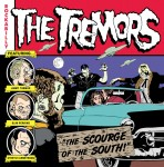 CD - Tremors - The Scourge Of The South