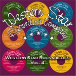 CD - VA - Western Star Rockabillies Vol. 4