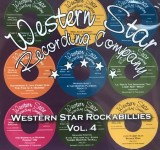 CD - VA - Western Star Rockabillies Vol. 4