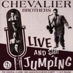 CD - Chevalier Brothers - Live and still jumping