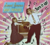 CD - Sweet Emma And The Mood Swingers - Turn it up!