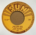 Single - Slim Rhodes - Do What I Do / Take And Give