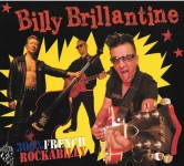 CD - Billy Brillantine - 300% French Rockabilly