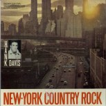 LP - Hank Davis - New York Country Rock