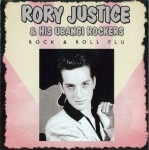 CD - Rory Justice - Rock & Roll Flu