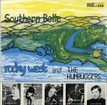 LP - Rocky West & The Humbuggers - Southern Belle