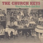 Single - Church Keys - Viva Viva Rock And Roll , Peephole , Staggerin'